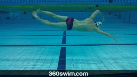 Freestyle Slow Motion (Grant Hackett and Sun Yang - The Ultimate Distance Freestyle Stroke)