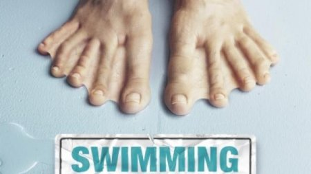 New Technology Announced To Be Introduced At The 2012 Olympics In London (Webbed Hands And Feet Are Here)
