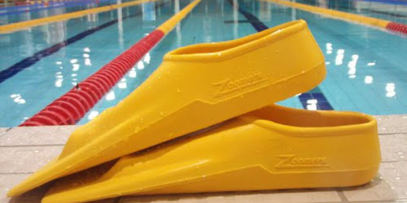 Zoomers Gold Review: Improve Your Freestyle Kick In A Soft Rubber Comfort! - Swimming Advice