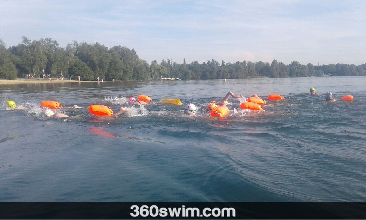 Make everyone safer and visible in the open water