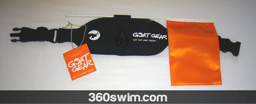 Aquaspotter with a Goat Gear sticker