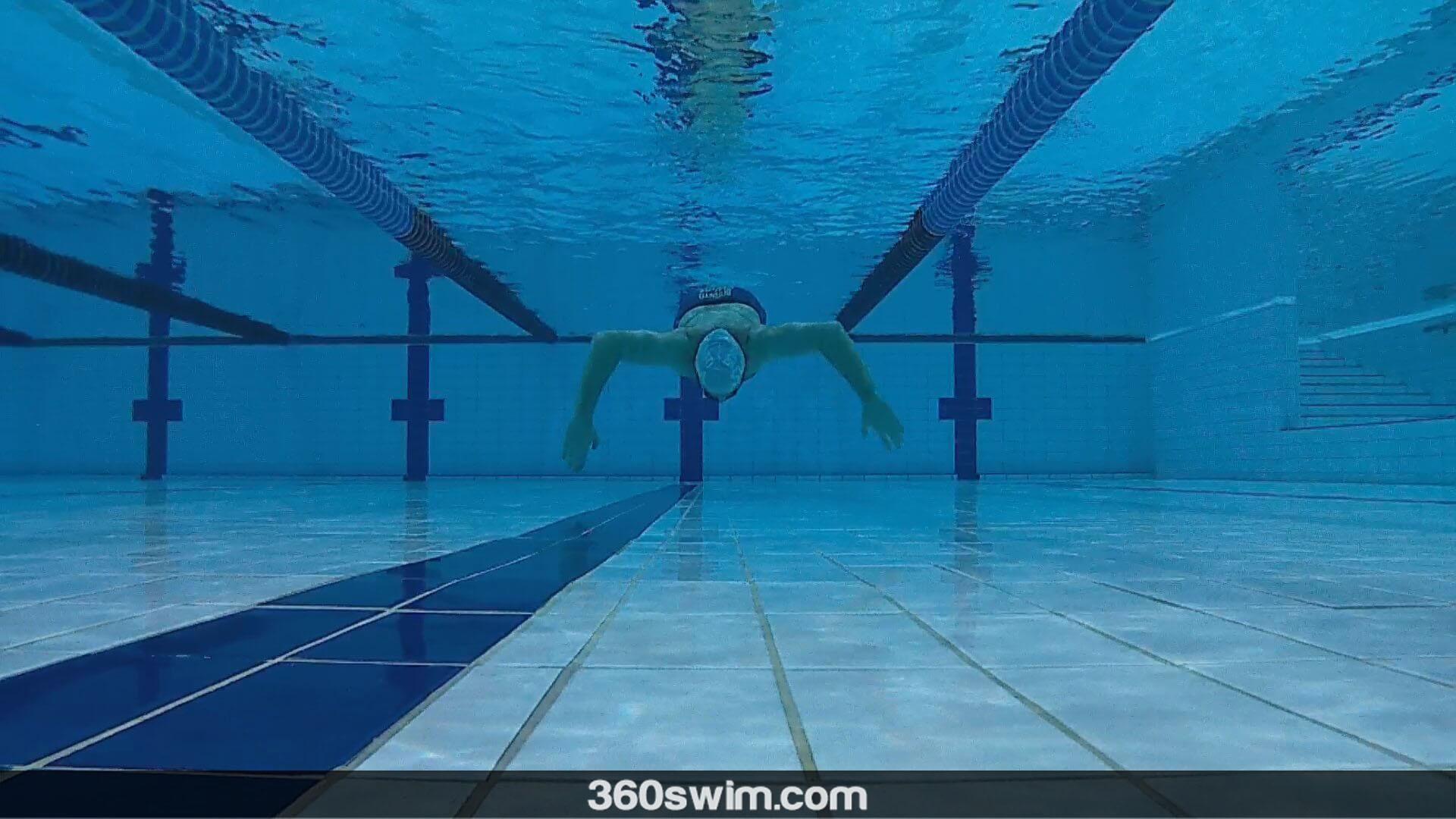 Powerful breaststroke pull