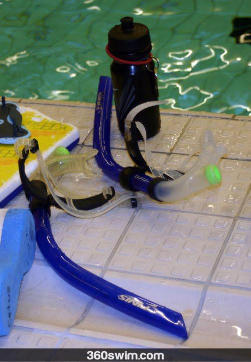 Swimmer's Snorkel - #1 swim gea