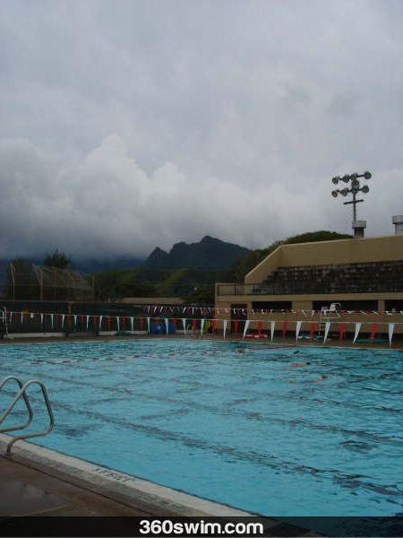 University of Hawaii Swimming Pool