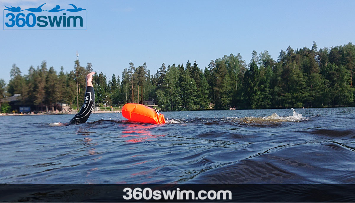 360swim safety buoy