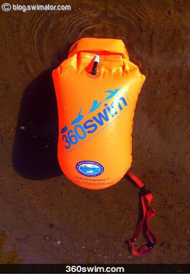 360swim safety buoy