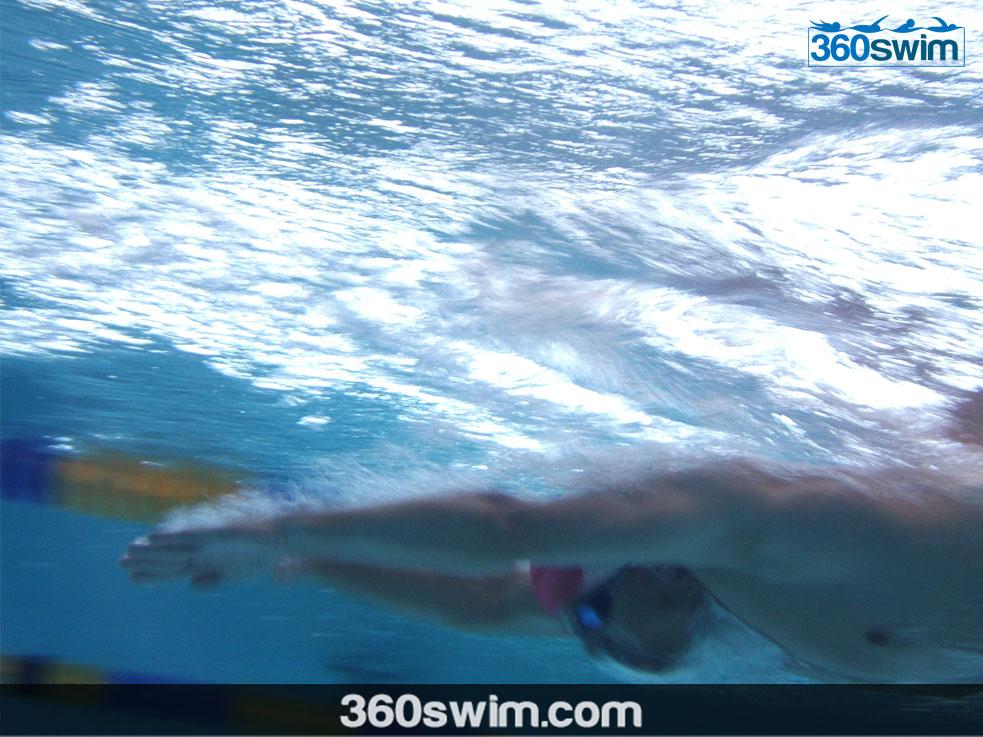 butterfly kick after breaststroke turn