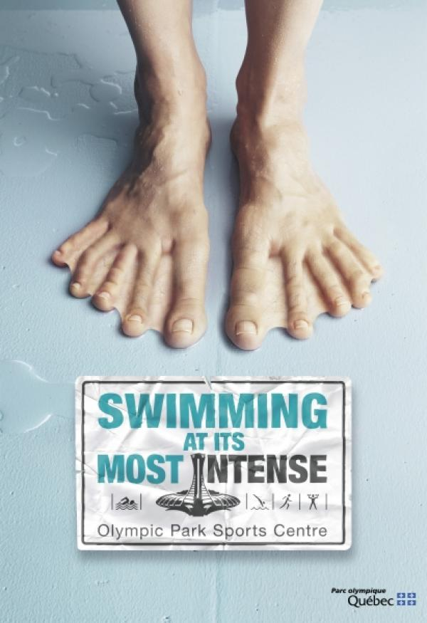 Webbed feet to make a splash at Olympics