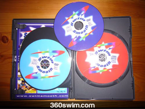 Swim Smooth's Clean Up Your Stroke DVD set